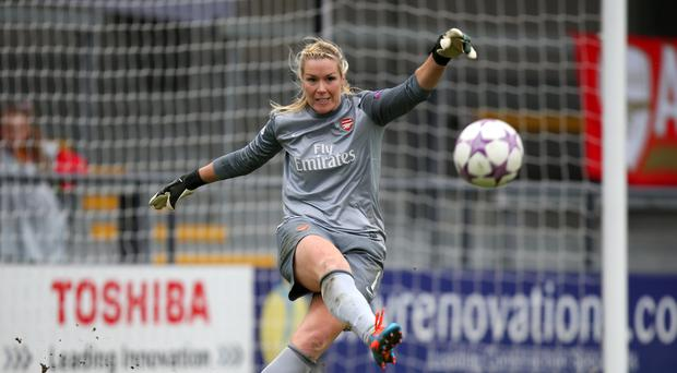 Decorated goalkeeper Emma Byrne calls time on her 21-year Ireland career