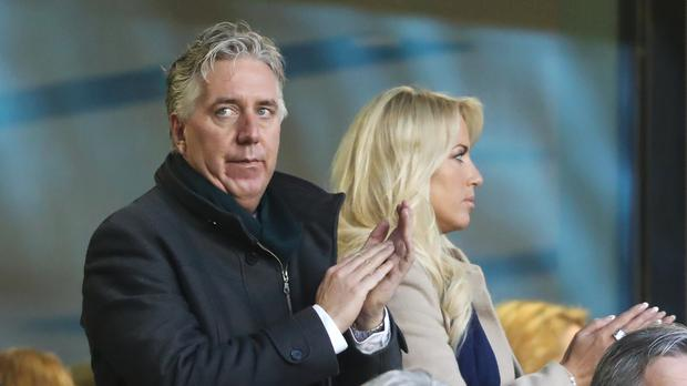 FAI chief executive John Delaney has refused to answer questions about the Republic of Ireland women's team refusal to attend a training session
