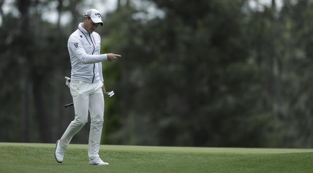 Danny Willett posted an opening 73 (AP)