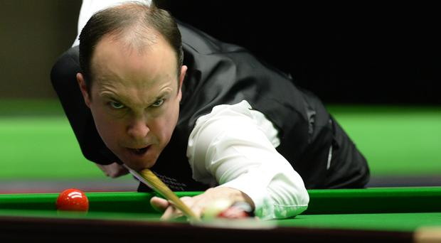 Fergal O'Brien qualified for the Betfred World Championship in a world record climax