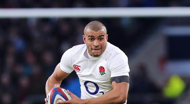 England's Jonathan Joseph earned his Lions call-up with his performances against Wales