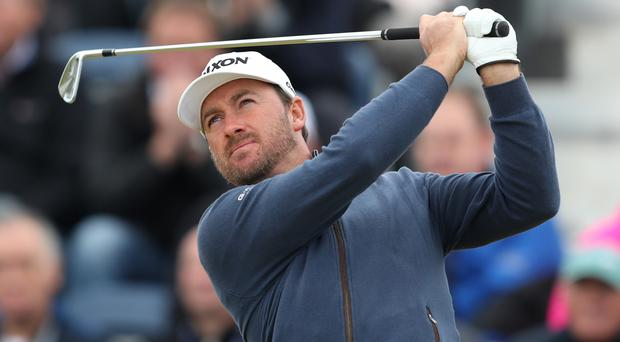 Northern Ireland's Graeme McDowell has started well in Texas