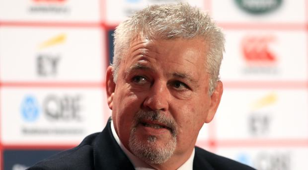 Warren Gatland expects the Lions to impose a 1am curfew in New Zealand