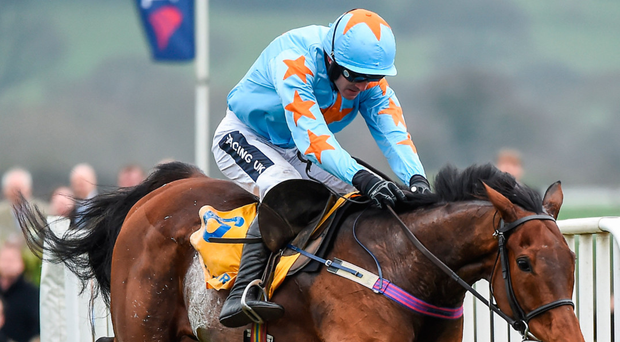 Un De Sceaux and Ruby Walsh bid to follow up their Cheltenham win in today's Boylesports Champion Chase. Photo: Sportsfile