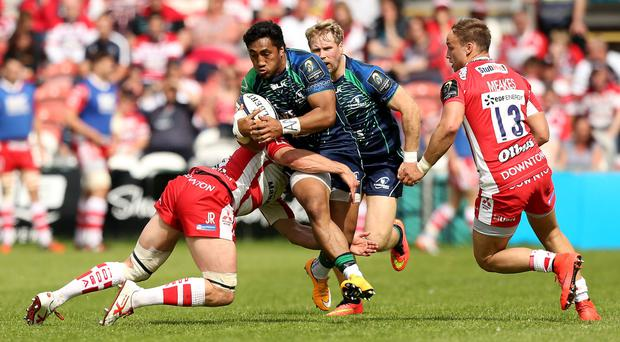 Three Game Ban For Bundee Aki