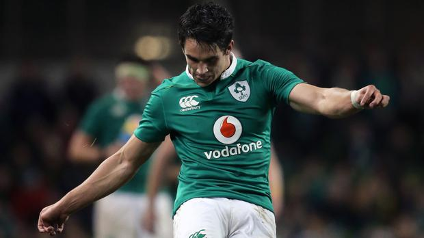 Joey Carbery was a key performer for Leinster