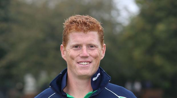 Kevin O'Brien has some big dates in his diary with Ireland this summer