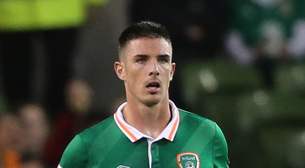 Ciaran Clark is unavailable for his country's games at the end of the season