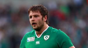 Iain Henderson has been ruled out for