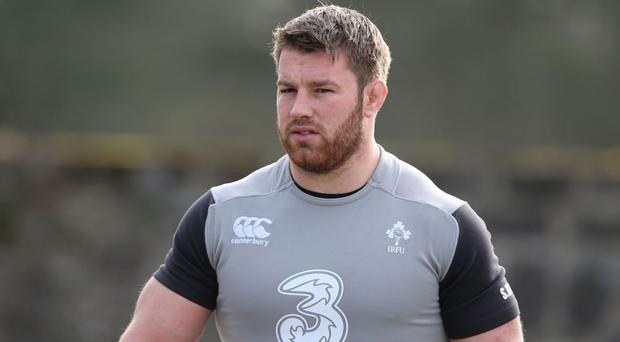 Sean O'Brien has been ruled out of Leinster's PRO12 play-off against the Scarlets