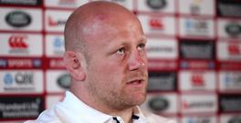 Dan Cole is in optimistic mood ahead of the Lions' tour to New Zealand