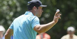 Paul Casey is well placed in Texas (AP)