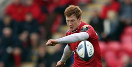 Rhys Patchell's accurate kicking helped Scarlets on their way to victory in Dublin