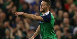 Northern Ireland's Conor Washington will miss games against New Zealand and Azerbaijan due to his wedding