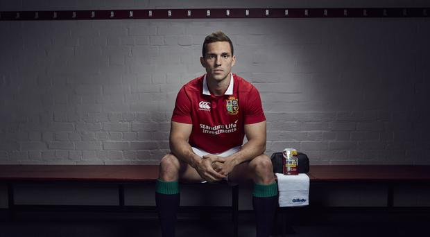 George North is excited by the potential of the British and Irish Lions squad touring New Zealand