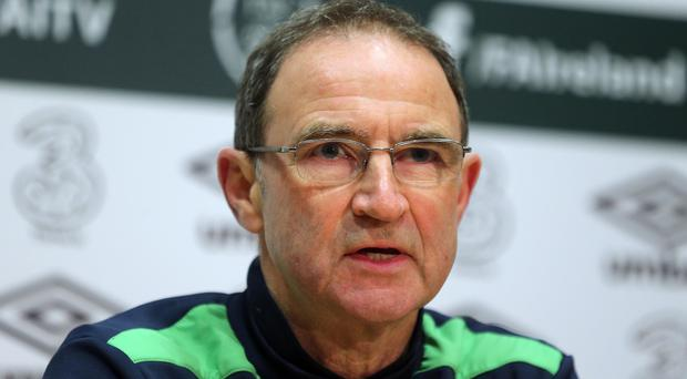 Martin O'Neill was able to take positives from the Republic of Ireland's defeat by Mexico