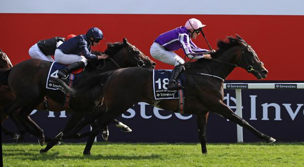 Wings Of Eagles lands the Derby