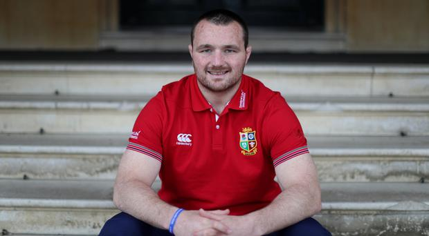Ken Owens will captain the Lions on Wednesday