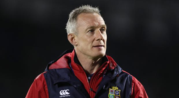 Rob Howley, pictured, has insisted the British and Irish Lions will prize