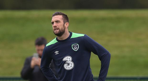 Shane Duffy had life-saving surgery after lacerating his liver in 2010