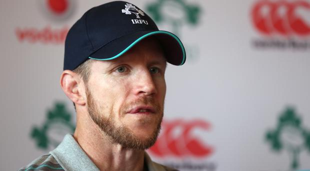 Simon Easterby has urged Ireland's youngsters to grab their chances to shine
