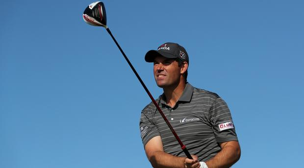Ireland's Padraig Harrington has withdrawn from the FedEx St Jude Classic due to injury