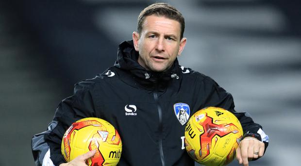 Ian Baraclough takes charge of Northern Ireland's Under-21s for the first time on Thursday night