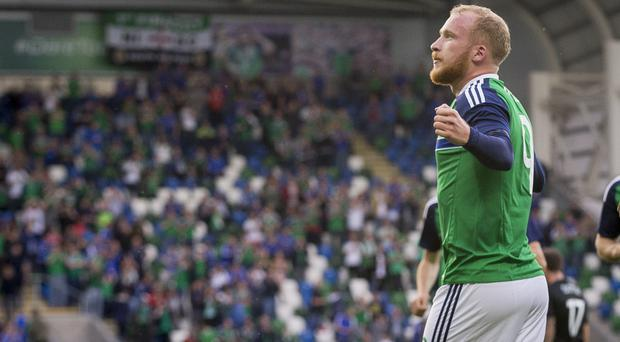 Liam Boyce is Northern Ireland's in-form man