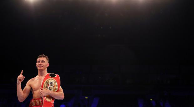 Ryan Burnett is a world champion