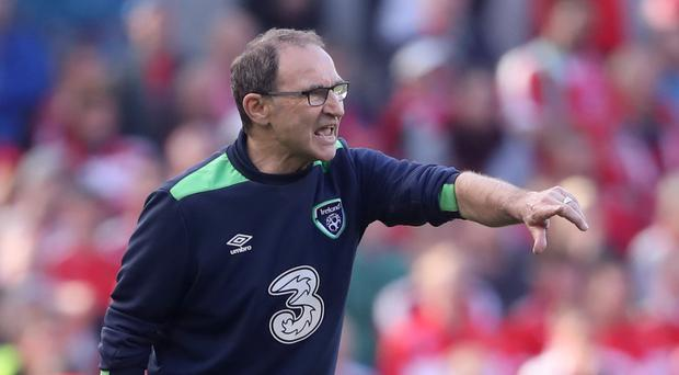 Martin O'Neill's men thought they had won the match amid a late onslaught