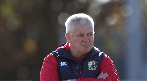 Warren Gatland is expected to add players to the British and Ireland Lions' squad