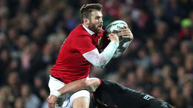 Elliot Daly impressed against the Chiefs