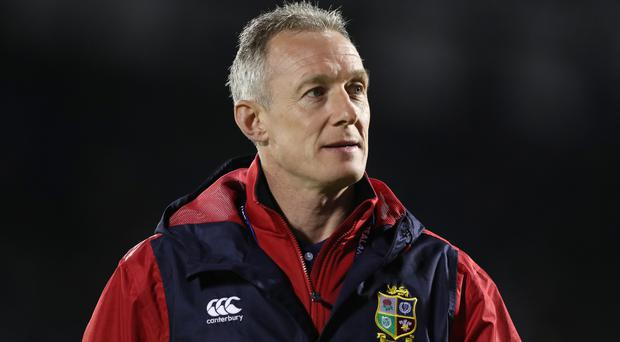 Rob Howley had some stern words to share about the New Zealand boss