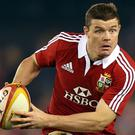Brian O'Driscoll was British & Irish Lions captain during their last tour to New Zealand in 2005