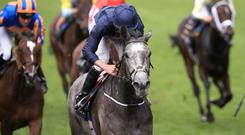 Winter stamps her class on the Coronation Stakes