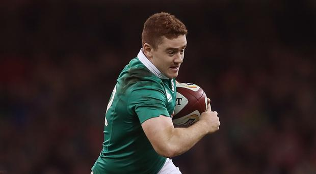 Ireland's Paddy Jackson had a faultless day with the boot in Tokyo