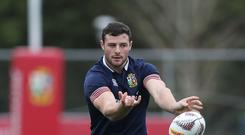 Robbie Henshaw insists the All Blacks do not overstep the mark