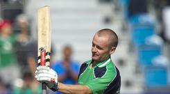 William Porterfield has captained Ireland in recent years and is likely to lead them into their first Test.