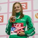 Mona McSharry is Ireland's golden girl in Israel