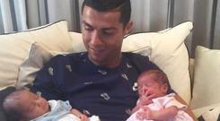 Two more reasons for Ronaldo to celebrate
