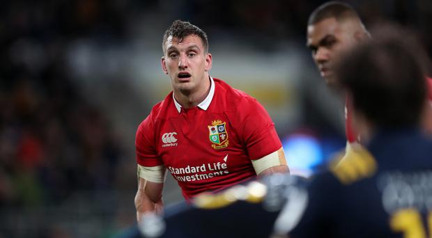 Broken bones, torn ligaments and ripped muscles: The injury catalogue that brought Sam Warburton's career to a close