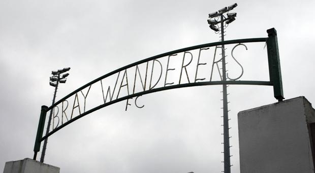 Bray Wanderers' players have placed themselves on the transfer list