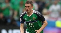 Corry Evans, pictured, has been a regular for Northern Ireland under Michael O'Neill