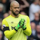 Darren Randolph is poised to join Middlesbrough