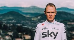 Chris Froome leads the Tour de France heading into the last day
