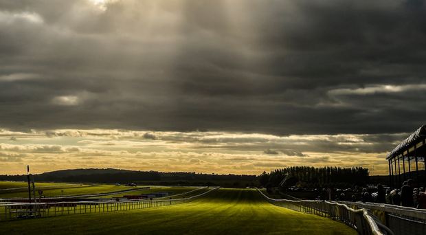 The re-development of The Curragh will give Irish racing another timely boost Photo: Seb Daly/Sportsfile