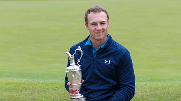 Claret And Banter >> Spieth remains wary about comparisons with Nicklaus and Woods after Open win - Independent.ie