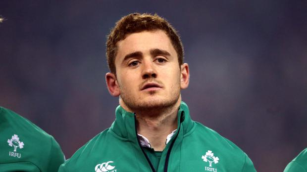 Paddy Jackson has been capped by Ireland 25 times