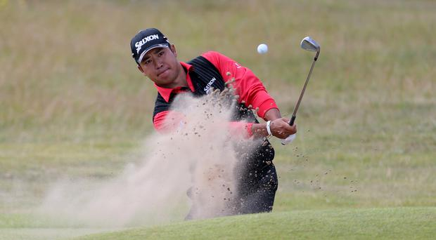 Matsuyama makes history on his way to Bridgestone Invitational win