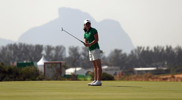 Ireland's Leona Maguire is the top ranked female amateur in the world